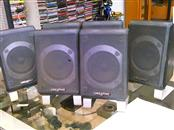 CREATIVE LABS Surround Sound Speakers & System 7 SURROUND SOUND SPEAKERS